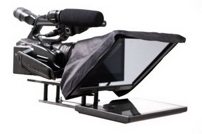 "LCD4Video Professional Teleprompter Kit w/ 10"" LCD Monitor"