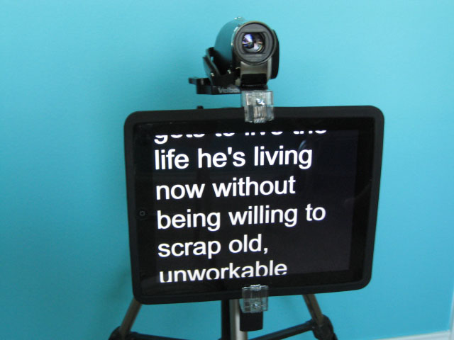 Teleprompter CC810-1