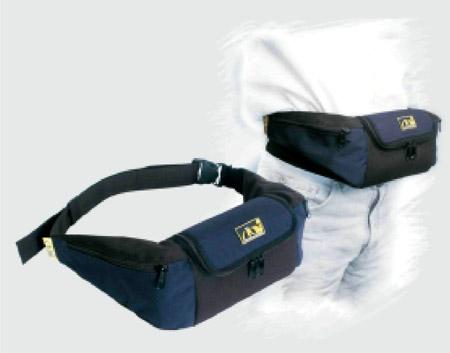 Поясная сумка WAIST PACK MINI Удобная поясная сумка для мини-камер Дополнительно вмещает